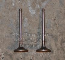 Клапан впускной Yuchai YC6108G