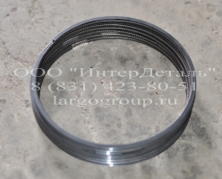 Комплект поршневых колец Shanghai C6121 (Caterpillar 3306B)