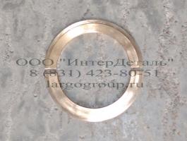 Вкладыш упорный коленвала Shanghai C6121