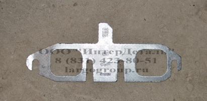 Прокладка выпускного коллектора Шанхай с6121