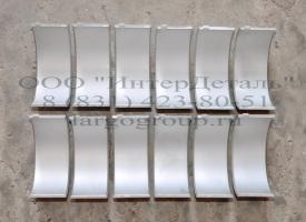 Комплект вкладышей шатунных Shanghai C6121