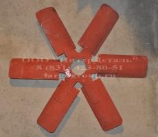 Вентилятор Shanghai C6121 1N3586
