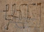 Трубки топливные ВД (комплект) 6шт Yuchai YC6108G